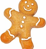 ScrapCooking Silicone Gingerbread Man Mold for Cakes