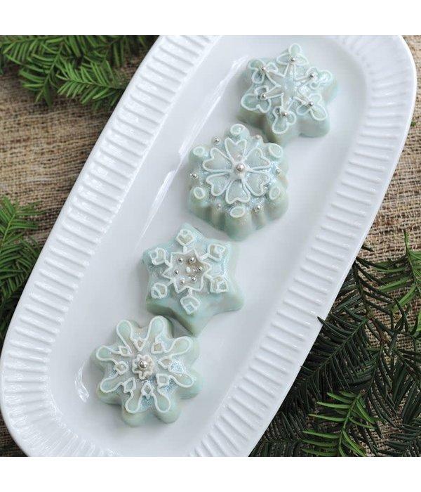 Nordic Ware Moule Flocons de neige de Nordic Ware