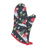 "Now Designs Now Designs ""Must Be Santa"" Mitt"