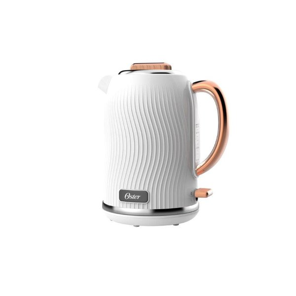 Oster Rose Goldtone 1.7L Cordless Kettle