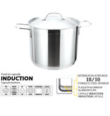 Strauss Pro Josef Strauss Pro Stock Pot with Cover 7,5 L