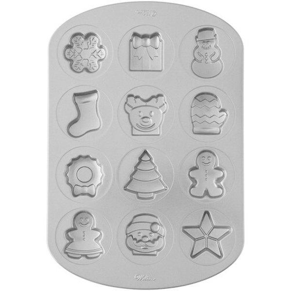 Moule à biscuits de Noël de Wilton