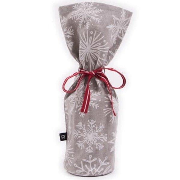 Ricardo Snowflake Wine Bottle Bag