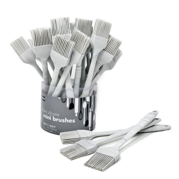 Danesco Mini Silicone Basting Brush