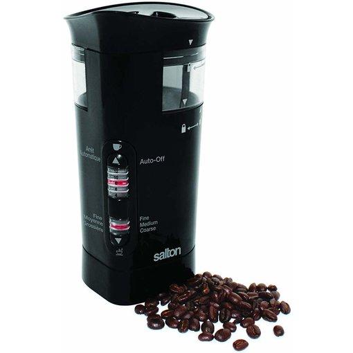 Salton Salton Coffee, Herb, and Spice Grinder 70g Black