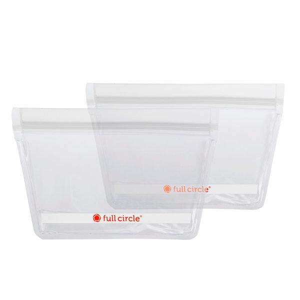 Full Circle ZIPTUCK™ Reusable Snack Bags