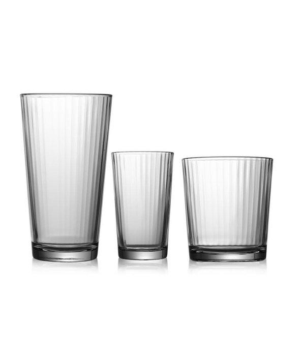 "Pasabahce Pasabahce Set of 12 ""Linea"" Glasses"