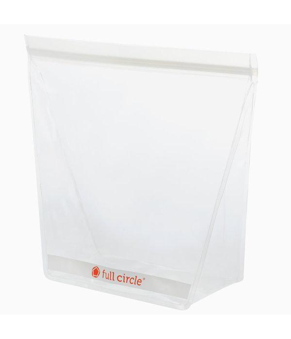 Full Circle Sac de rangement réutilisable ZIPTUCK™