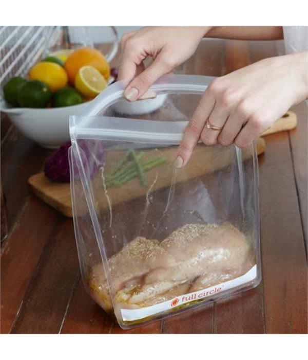 Full Circle ZIPTUCK™ Reusable Storage Bag