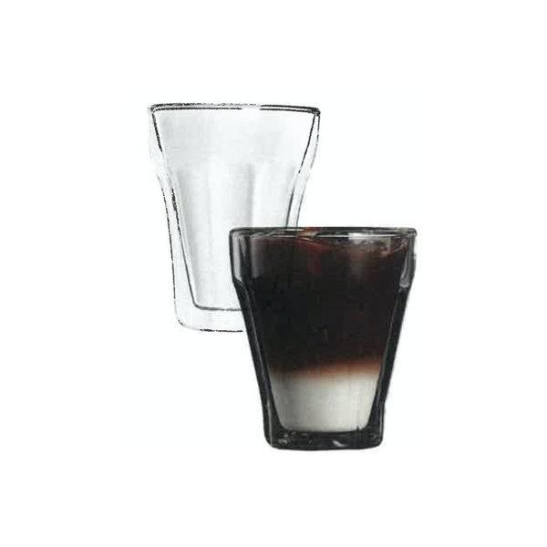 "Ens. 2, Cappuccino Double paroi ""Barista Vintage"", 250ml"