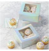 Wilton Ens. de 3 boîtes à petits gâteaux de Wilton
