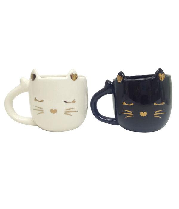 Cat Mug (assorted colors)