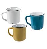 Woodland Ceramic Mug, 3 assorted colors
