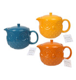 Woodland 900ml/30 oz Teapot, 3 colors available