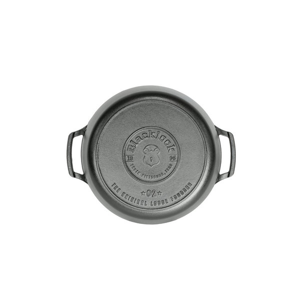 Lodge Blacklock 5.5 Quart Dutch Oven