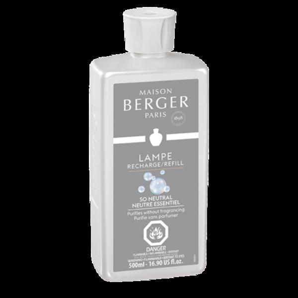 Maison Berger Paris 500 ml Refill So Neutral