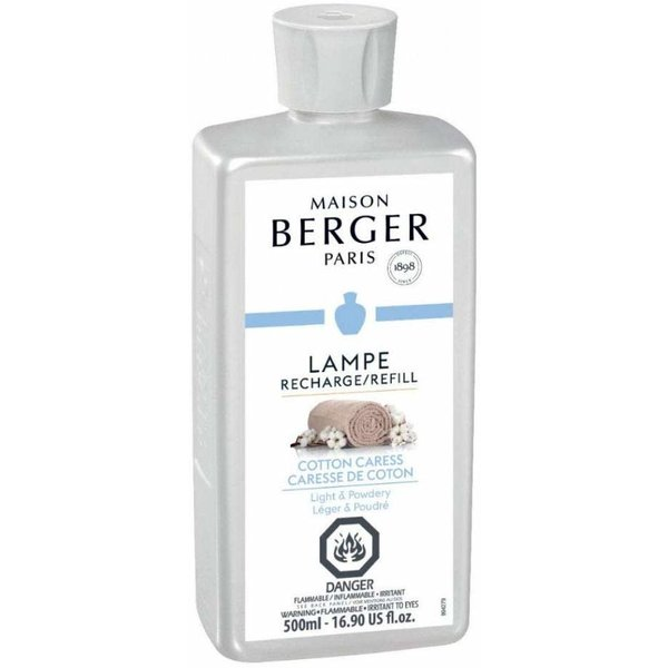 Maison Berger Lamp Refill 500ml Cotton Caress