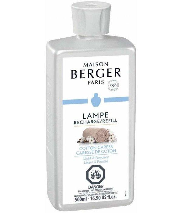 Lampe Berger de Paris Recharge 500ml Caresse de Coton de Maison Berger Paris