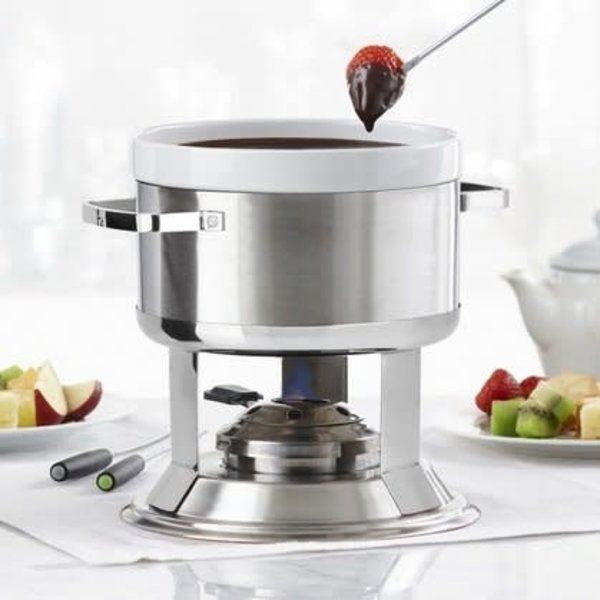 TRUDEAU CAMELIA 3-IN-1 FONDUE SET