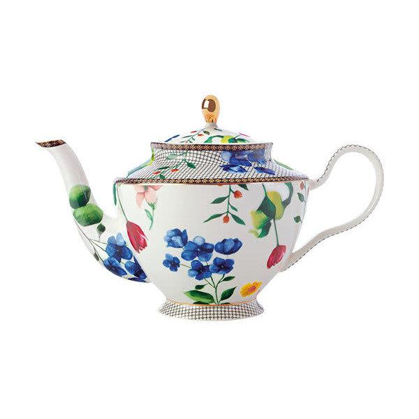 """Théière 1L Contessa """"Tea's & C's"""" de Maxwell & Williams"""
