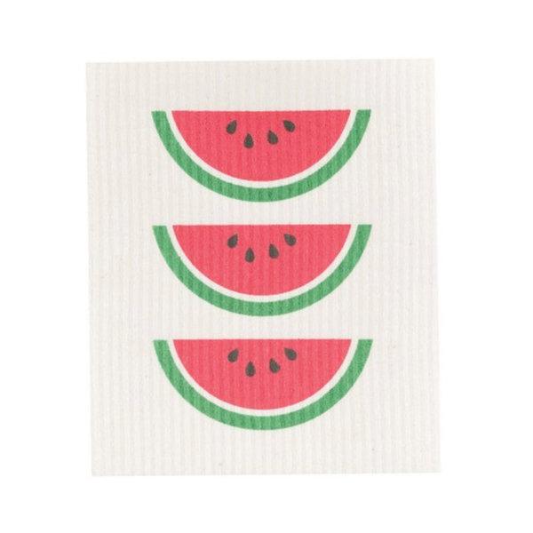 Lavette suédoise melons d'eau de NowDesigns