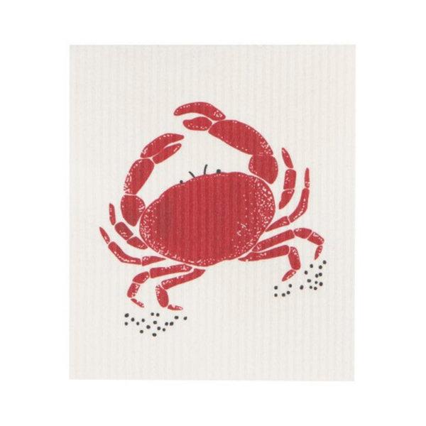Lavette suédoise crabe de NowDesigns