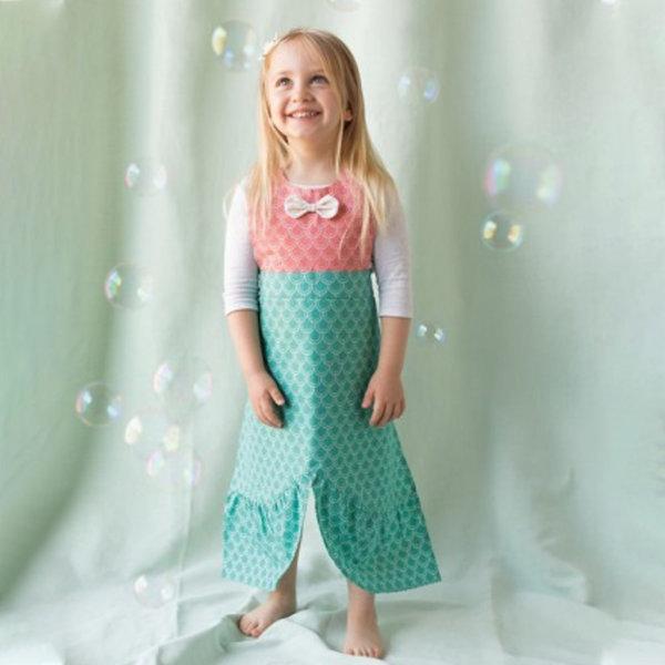 NowDesigns Mermaid Daydream Kid's Apron