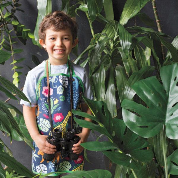 Tablier enfant jungle NowDesigns