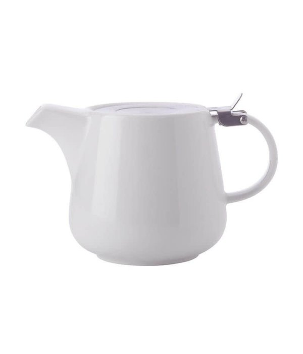 Maxwell & Williams Maxwell & Williams White Basics Teapot with Infuser 1.2L