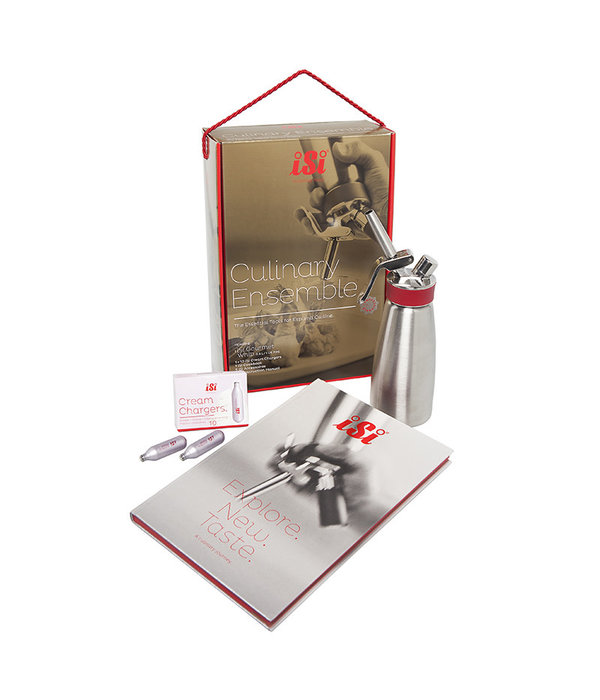 Isi ISI GOURMET WHIP 0.5L SET (FRENCH)