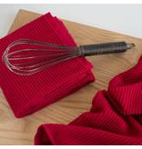Now Designs NowDesigns Red Ripple Dishtowel