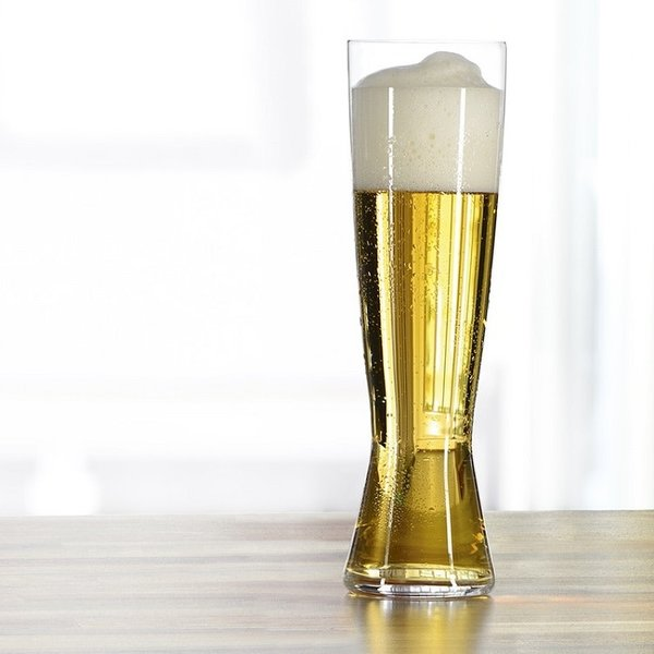Spiegelau Set of 4 Pilsner Glasses