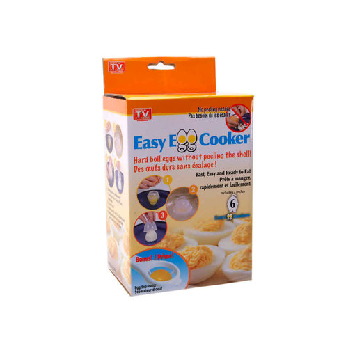 Easy Egg Cooker 6pc Egg Boiler