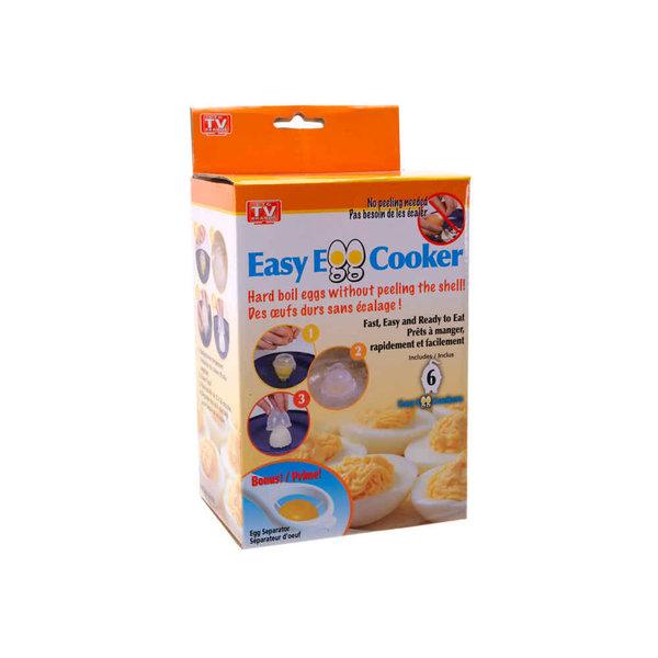 Easy Egg Cooker 6pc Egg Boiler