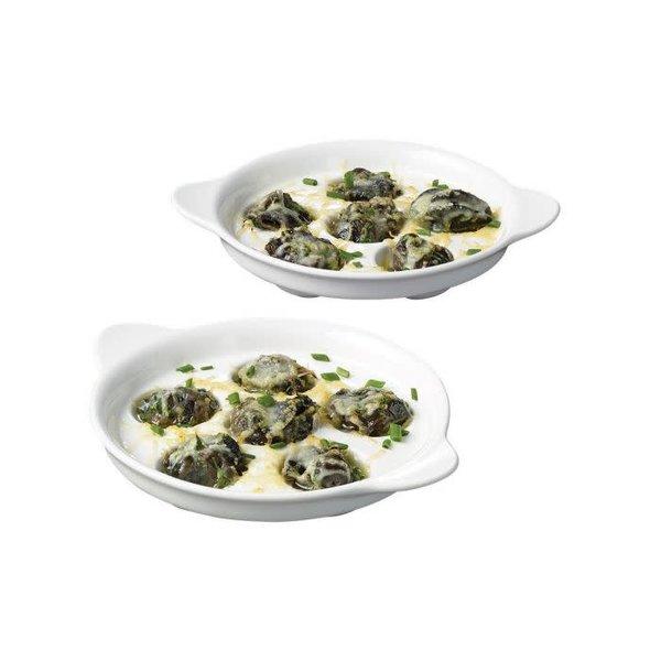 Ensemble de 2 plats à escargots Starfrit Gourmet Bistro