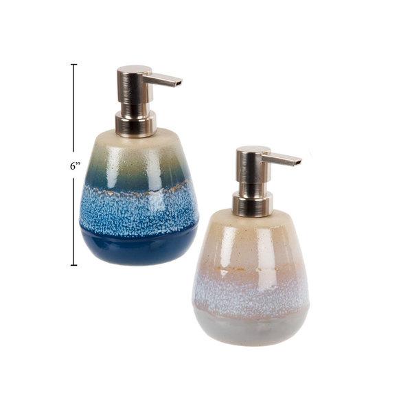 Pompe à savon Bodico, couleurs assorties