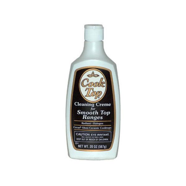 Crème nettoyante pour cuisinières à surface lisse 472mL / 20oz  Cook Top