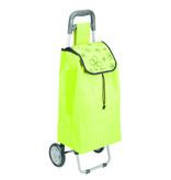 Metaltex Daphne Green Shopping Trolley