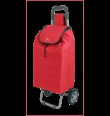 Metaltex Daphne Red Shopping Trolley