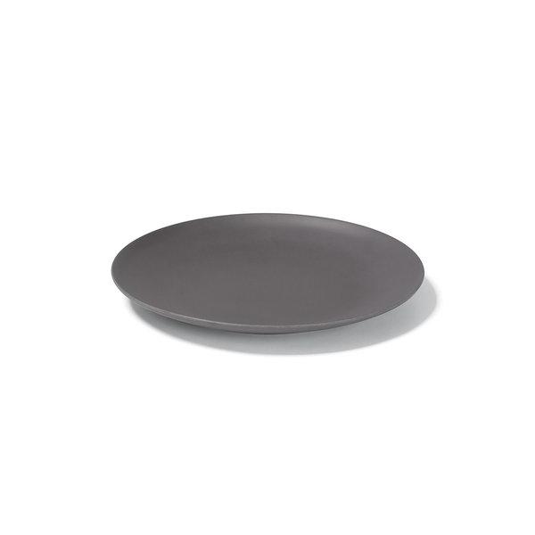 Ricardo Dark Grey Bamboo Plate