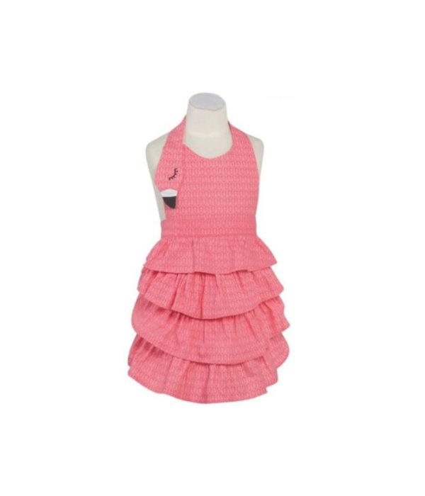 Now Designs Danica Flamingo Kid's Apron