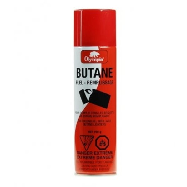 Olympia Butane for Lighters