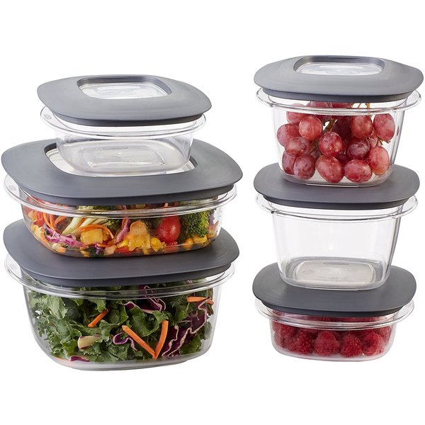 Rubbermaid 12 piece Premier Container Set