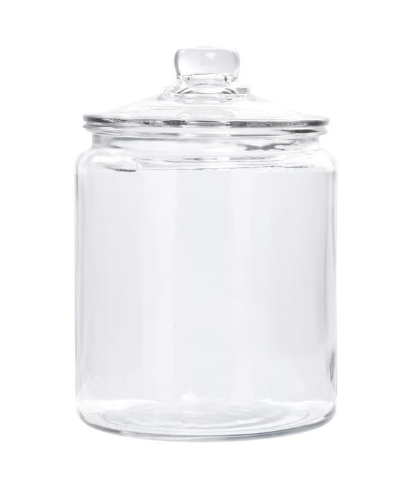 Anchor Hocking Anchor 1/2 gallon Heritage Hill Jar With Glass Lid