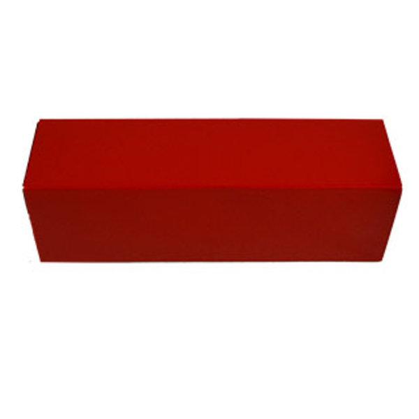 Boîte à macaron rouge