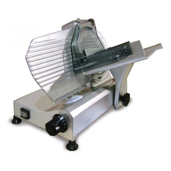 Omcan 9'' Belt-Driven Meat Slicer Model 220F