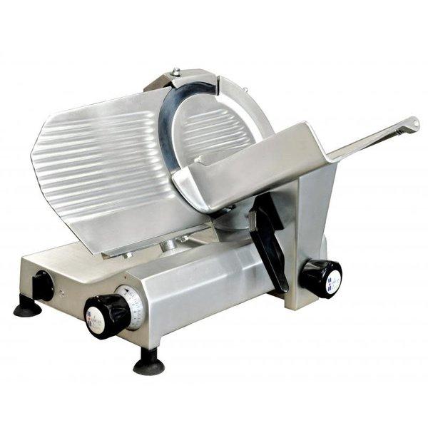 Omcan 10'' Belt-Driven Meat Slicer Model 250E