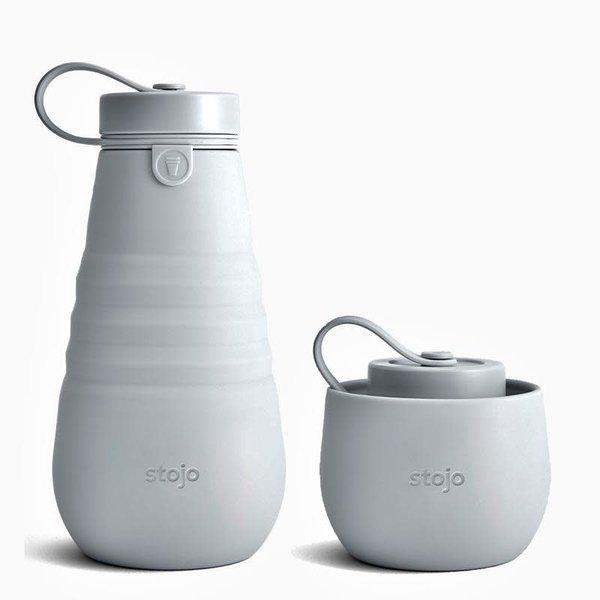 Bouteille d'eau pliante de Stojo