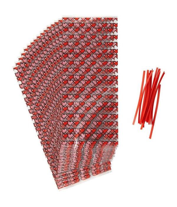 Wilton Sacs à bonbons Rosanna Pansino 16 bits, 16 unités de Wilton