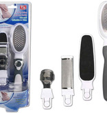 4-way Callus Remover, clamshell